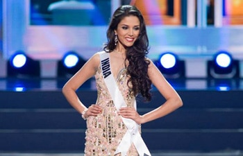 The evening gown round at Miss Universe 2013 was a gala event.