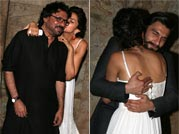 Love and affection galore at Ram-Leela special screening