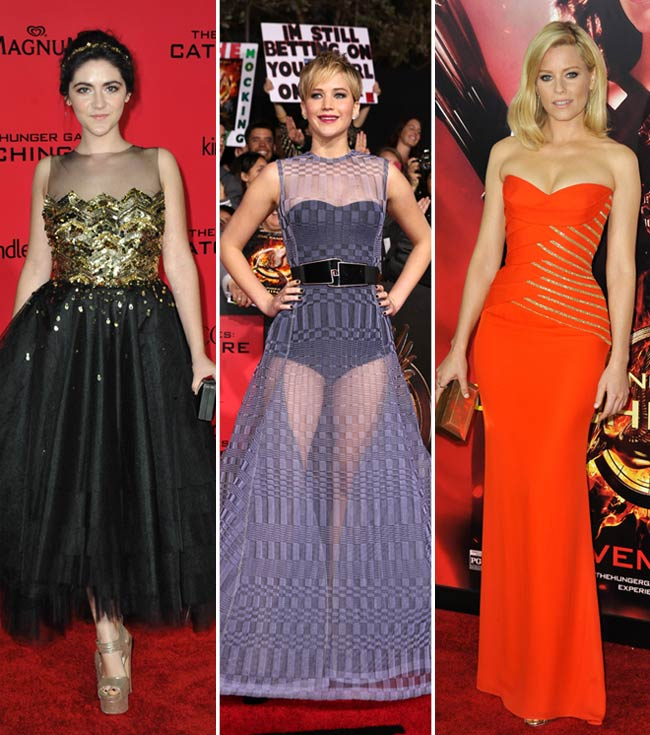 These Hollywood stars give a lesson on the latest trends from fashion.