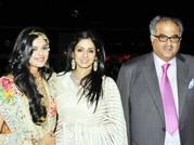 Sridevi attends high-profile sangeet