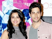 Parineeti dazzles at Hasee Toh Phasee trailer launch