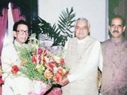 In pics: Happy Birthday Atal ji