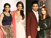 Preity, Madhuri, Huma grace the red carpet