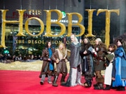 Premiere of The Hobbit