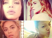 Celebrity selfies that made 2013 the year it was