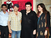 Celebs attend Sholay 3D screening