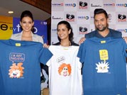 One by Two merchandise launched by Abhay and Preeti