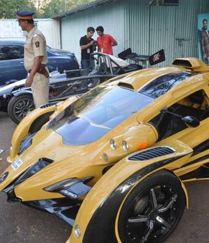 Parx Super Car Show and parade