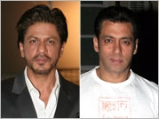 Are Shahrukh and Salman Khan avoiding each other?
