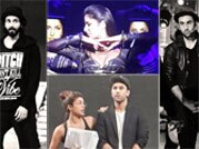 Behind the scene snapshots of Filmfare Awards