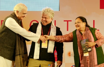 Jaipur Literature Festival Day 2