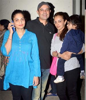 Salman Khan's family