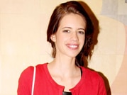 Kalki Koechlin paints the town red!