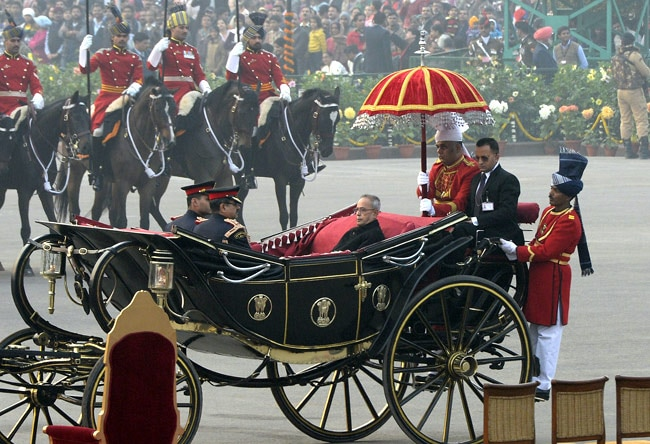Beating the Retreat event