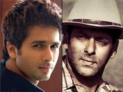 Salman Khan and Shahid Kapur