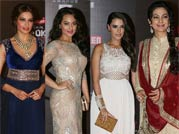Bollywood stars shine at Screen Awards red carpet