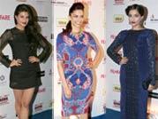 Jacqueline Fernandez, Deepika Padukone and Sonam Kapoor