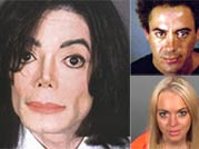 Famous celebrity mugshots you won't forget