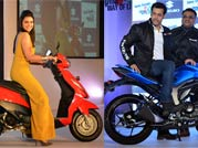 Salman Khan, Parineeti Chopra take a fun ride!