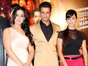 Celebs attend trailer launch of Gang of Ghosts