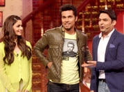 Highway team Alia and Randeep grace Comedy Nights With Kapil
