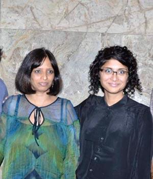 Anand Gandhi, Nishtha Jain, Kiran Rao, Sohum Shah