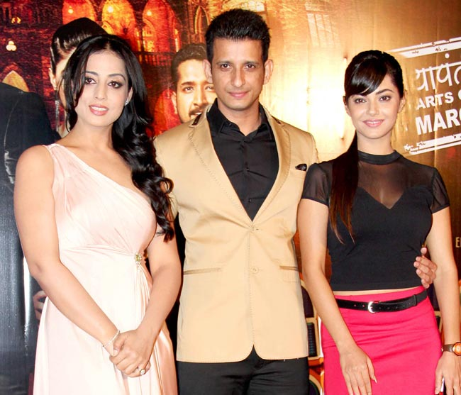 Mahie Gill, Sharman Joshi, Meera Chopra