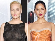 Abbie Cornish, Olivia Munn glam-up RoboCop premiere