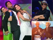 Temptation Reloaded: SRK, Madhuri, Rani woo Malaysian fans