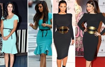 Katrina Kaif, Kim kardashian, Kareena Kapoor Khan