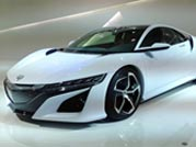 Honda's new cars at Auto Expo 2014