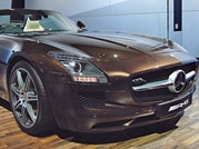The cars that made up Auto Expo 2012