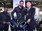 Glimpses of glitz and glamour at Auto Expo 2014