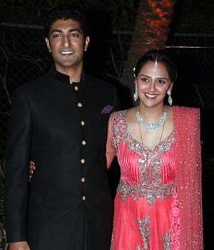 The who's who of the industry attended Hema Malini, Dharmendra's daughter Ahana Deol's much anticipated wedding.