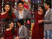 Shaadi Ke Side Effects: Vidya, Farhan look classy on Comedy Nights...