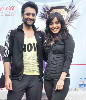 Jackky Bhagnani, Neha Sharma