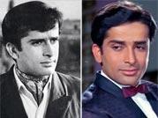 Legendary actor Shashi Kapoor turns 77
