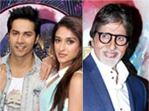 Main Tera Hero cast and Big B grace Boogie Woogie grand finale