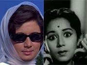 Collage of Nanda's films.