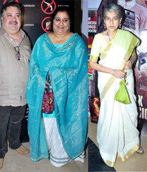 Celebs at the premiere of Ankhon Dekhi