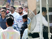 Salman Khan & Jacqueline on the sets of Kick at Qutub Minar