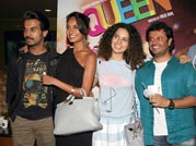 Bollywood Queen Kangana Ranaut casts a spell!