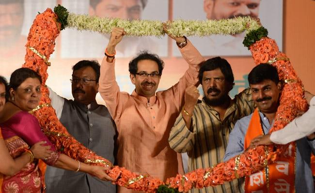 Shiv-Sena Rally
