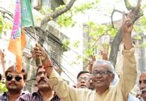 Tapan Sikdar, BJP, Dum Dum, West Bengal