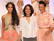 Lisa Haydon and Adhuna Akhtar rock the runway on Day 2 of LFW