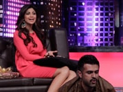 Shilpa and Harman on a laugh riot on Mad in India