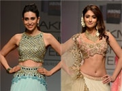 Ileana, Karisma and Malaika sizzle the ramp on LFW Day 4