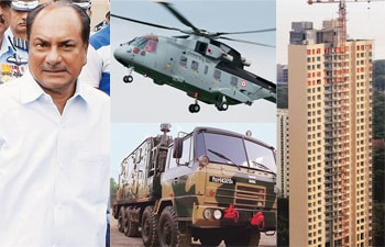 Scams that marked Antony's tenure
