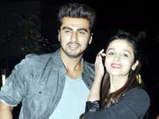 Alia Bhatt and Arjun Kapoor promote 2 States with full fervor!