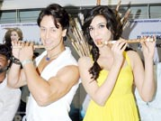 Meet the new-age kanhaiya, Tiger Shroff in Whistle Bajja!